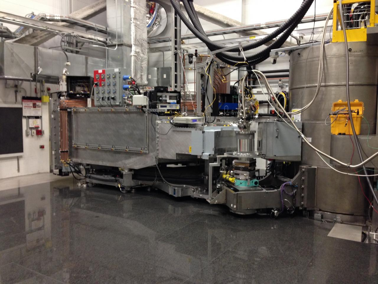 Delaire group neutron scattering with HYSPEC at SNS